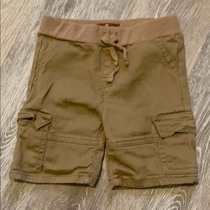 2t 7 for all mankind toddler shorts